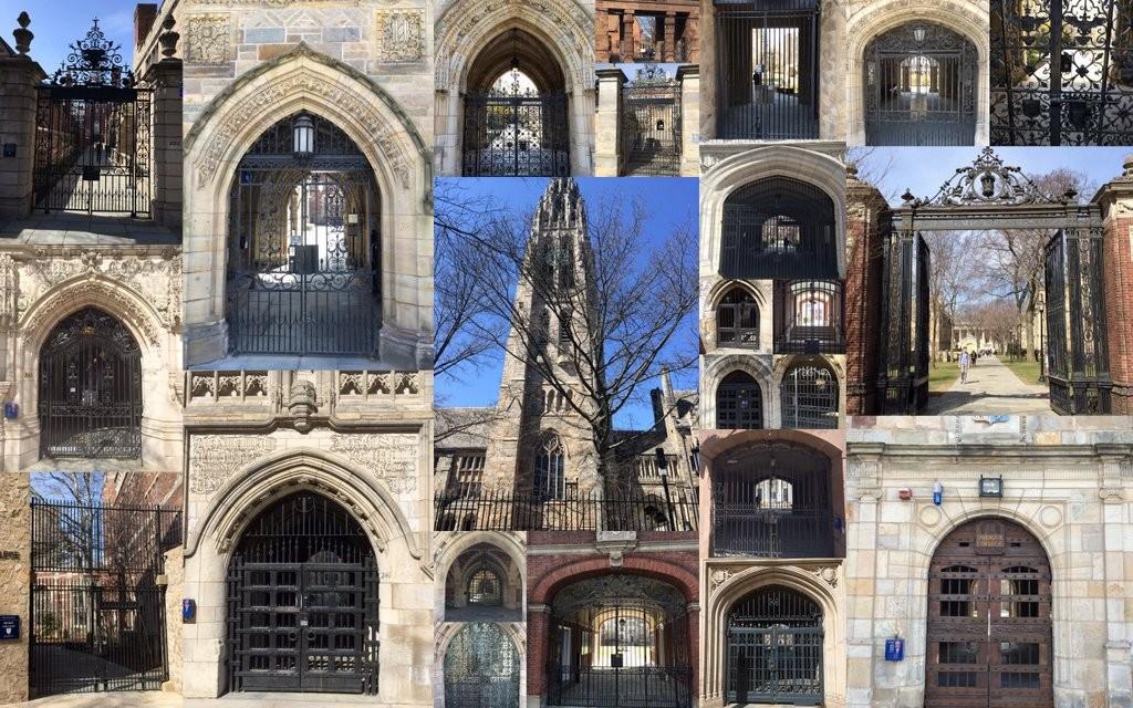 Yale Gates